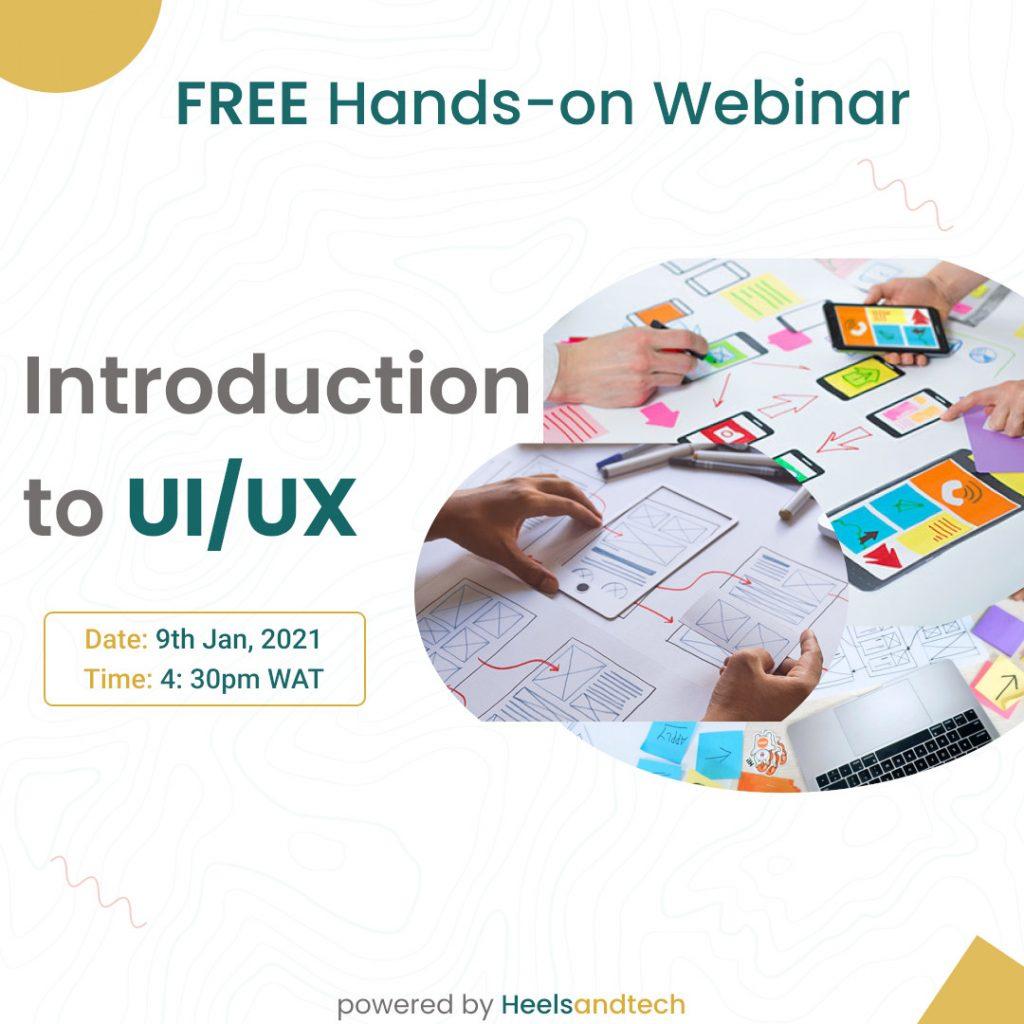 UI/UX Webinar